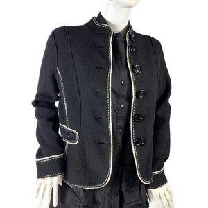Talbots Women's Wool Coat Size P